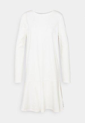LONGSLEEVE DRESS - Vestito di maglina - vanilla dream