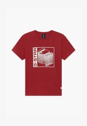 TEE - Print T-shirt - baron
