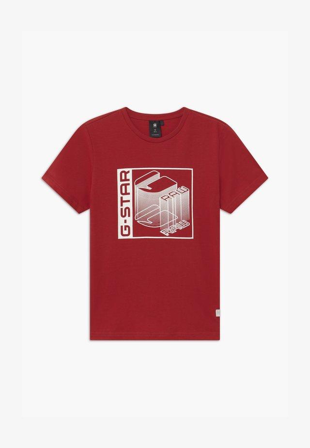 TEE - T-shirt imprimé - baron