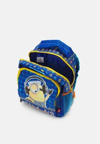 Kidzroom - BACKPACK MINIONS CHECK IT OUT UNISEX - Rucksack - blue - 2