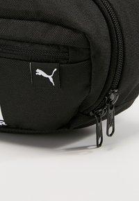 Puma - SOLE WAIST BAG - Bum bag - black - 8