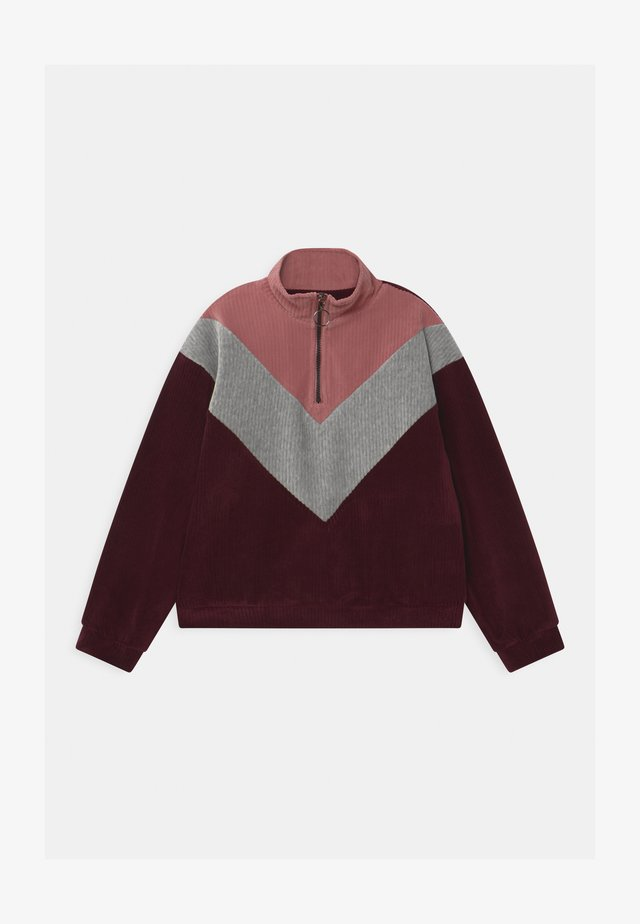 TEENAGER - Sweatshirt - bordeaux