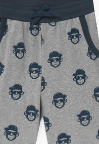 Fred's World by GREEN COTTON - MONKEY EXCLUSIVE - Tracksuit bottoms - grey - 3