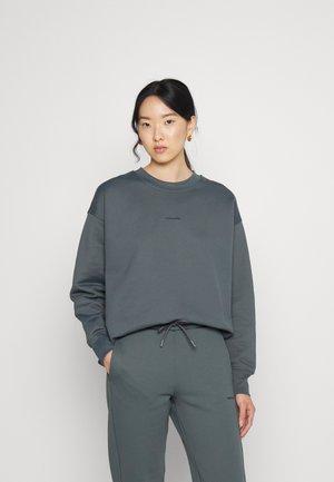 GINA CREW - Sweatshirt - dark blue