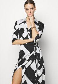 Diane von Furstenberg - ABIGAIL - Maxi dress - black - 3