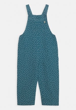 LEXI DUNGAREE - Peto - steely blue