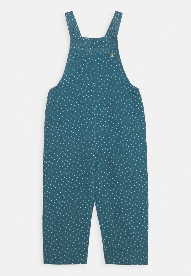 LEXI DUNGAREE - Latzhose - steely blue