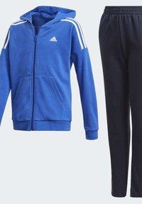 adidas Performance - TRACKSUIT - Tracksuit - blue - 0
