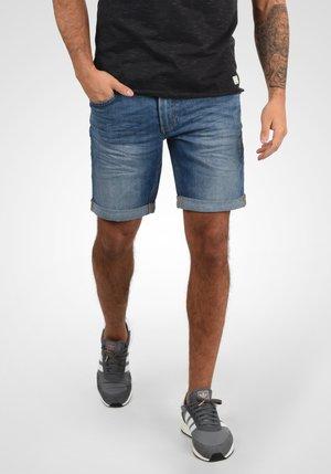 GRILITSCH - Denim shorts - blue