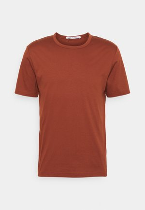 OLAF - T-Shirt basic - rust red