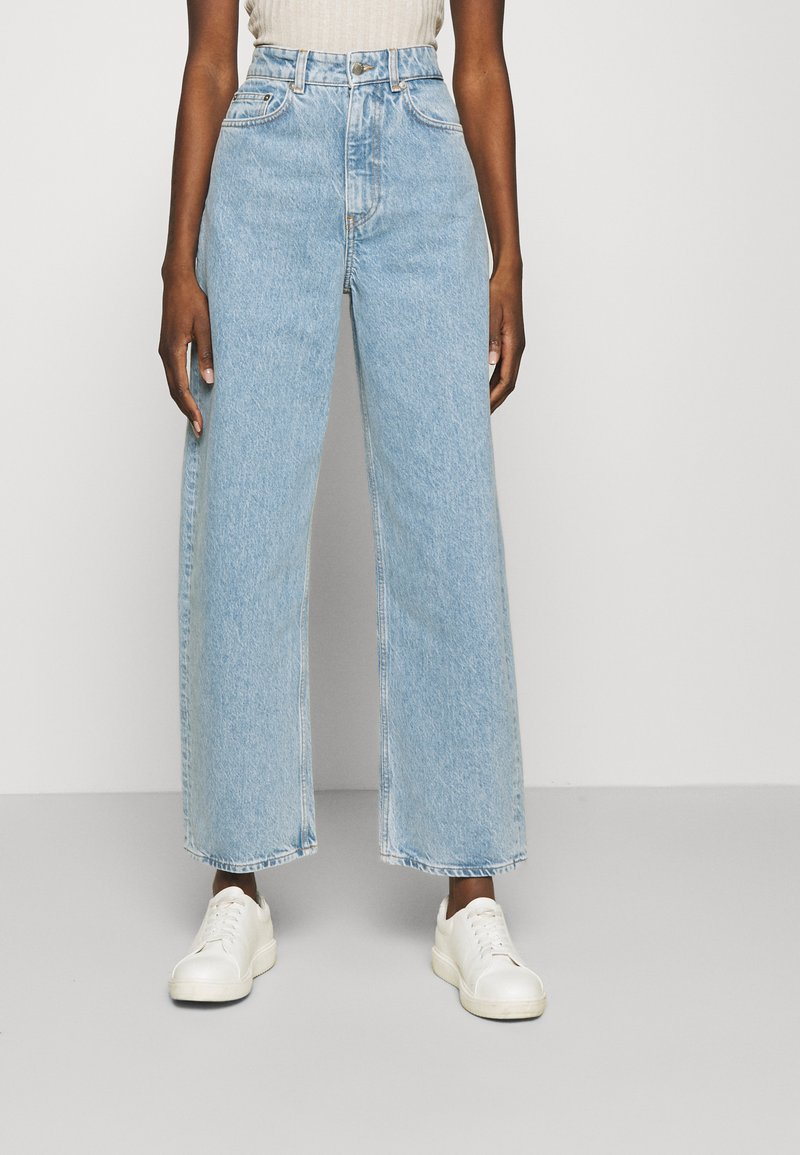 ARKET - JEANS - Relaxed fit jeans - blue