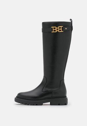 GAILA - Platform boots - black