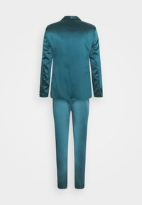 Twisted Tailor - DRACO SUIT - Kostym - bottle green - 11