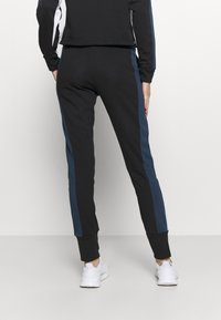 adidas Performance - BIG LOGO SET - Tracksuit - black/white - 4