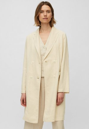 Short coat - summer taupe