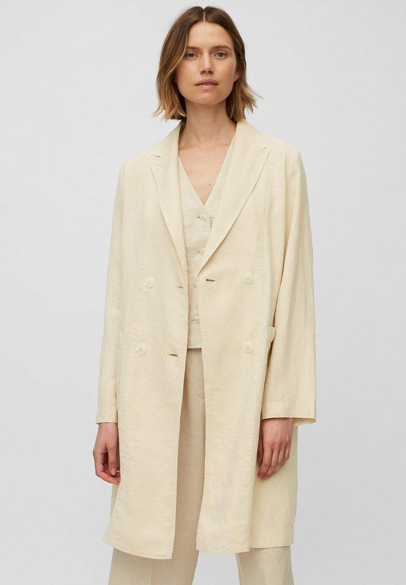 Marc O'Polo - Short coat - summer taupe