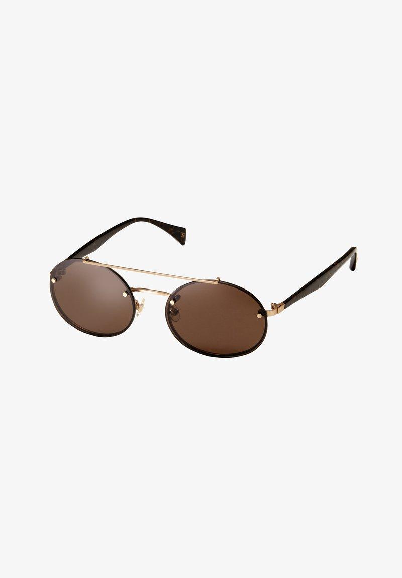 Y's - Sunglasses - gold