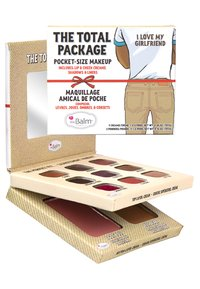 the Balm - THE TOTAL PACKAGE (I LOVE MY GIRLFRIEND) - Palette pour le visage - multi shades - 0