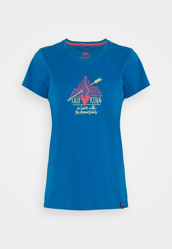 ALAKAY  - T-shirt con stampa - neptune
