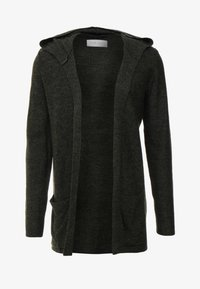YOURTURN - Cardigan - oliv/black - 5