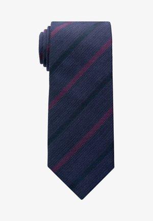 Tie - blau/violett