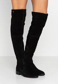 Kurt Geiger London - RIVA - Over-the-knee boots - black - 0