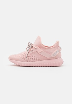 RONETTE - Trainers - crystal pink/silver