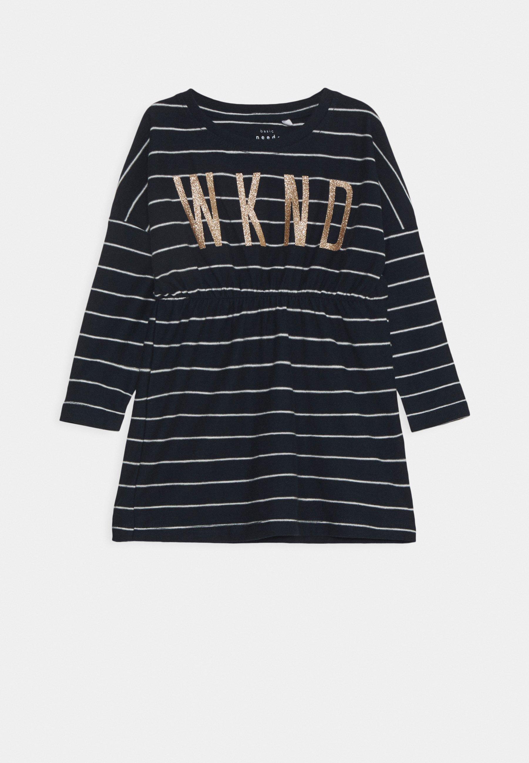 Kids NKFVALENCITA DRESS - Jersey dress