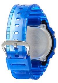 G-SHOCK - DW-5600 SKELETON - Digital watch - blue - 2
