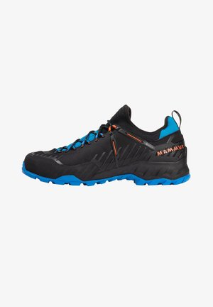 ALNASCA KNIT II LOW GTX MEN - Hikingschuh - black-tarn