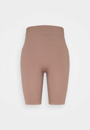VMEVE SHORTS - Pyjama bottoms - brownie