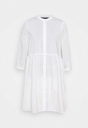 VMSISI DRESS - Shirt dress - snow white