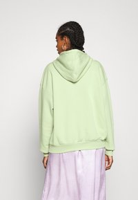Monki - ODA - Sweatshirt - dusty green unique - 2