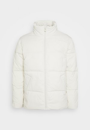 LUCKY PUFFER - Winter jacket - ecru