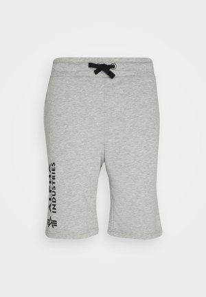 BASIC - Shorts - grey heather