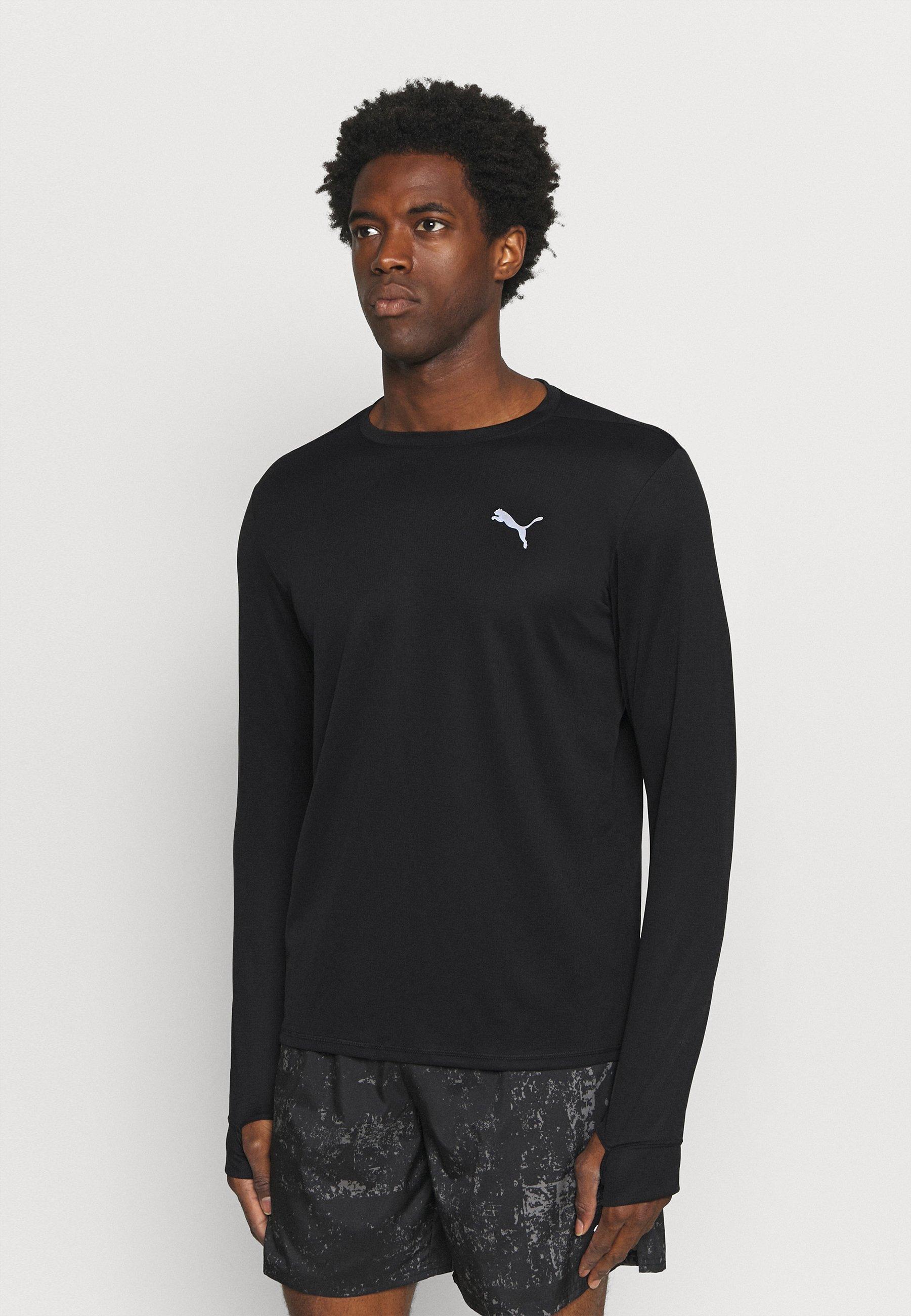 Homme RUN FAVORITE TEE - T-shirt à manches longues