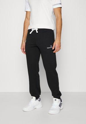 NASON PANT - Tracksuit bottoms - black/white