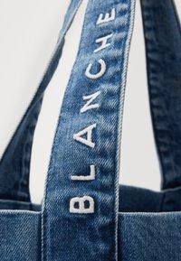 BLANCHE - Velká kabelka - vintage blue - 3