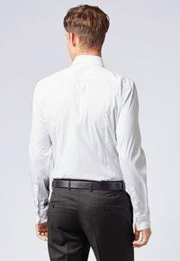 BOSS - JASON SLIM FIT  - Camicia elegante - white - 2