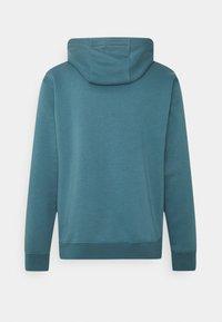 Nike Sportswear - CLUB HOODIE - Hoodie - ash green/white - 1