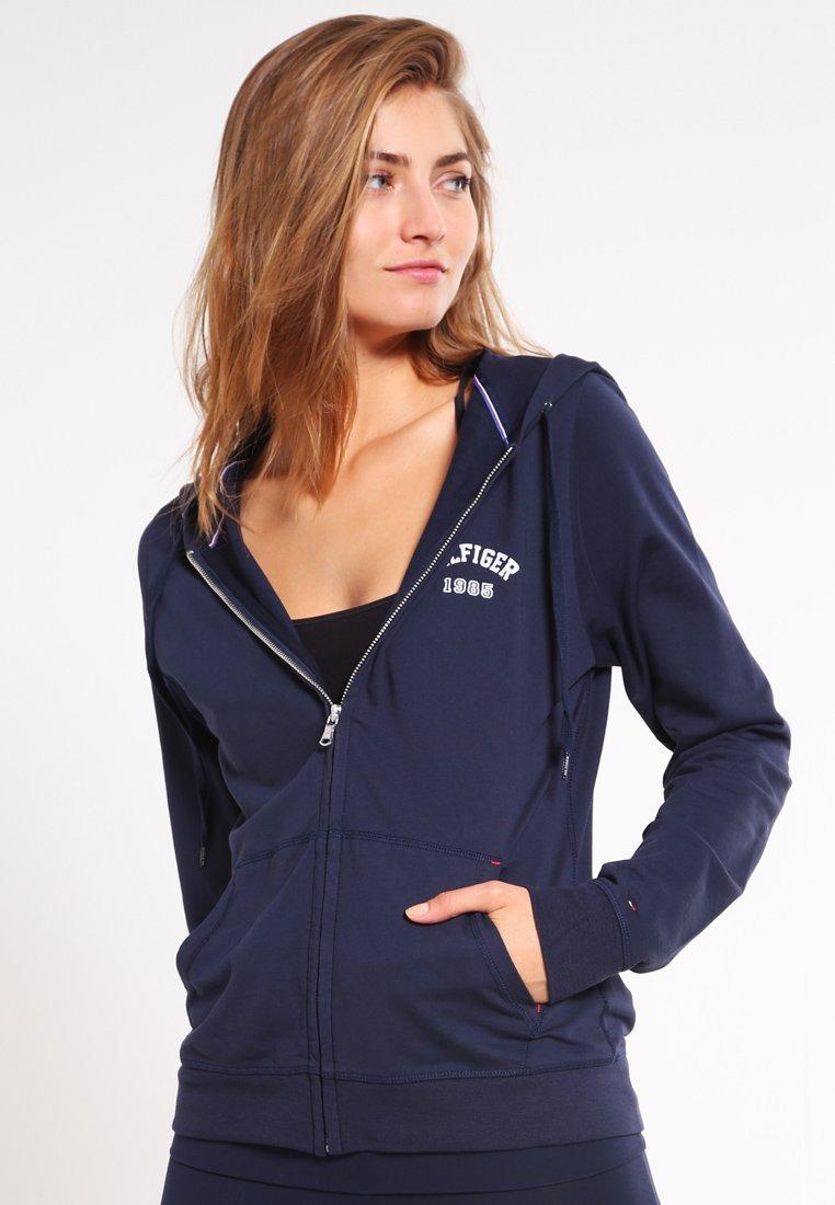 Tommy Hilfiger - ICONIC - Pyjama top - navy blazer