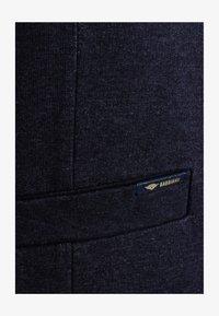Gabbiano - Suit waistcoat - denim - 4