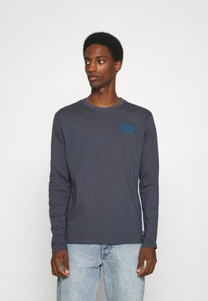 ARCH LOGO - Long sleeved top - ombre marl