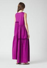 Manila Grace - Maxi dress - uva - 2