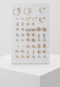 ALDO - REITDIEP 24 PACK - Earrings - gold-coloured - 0