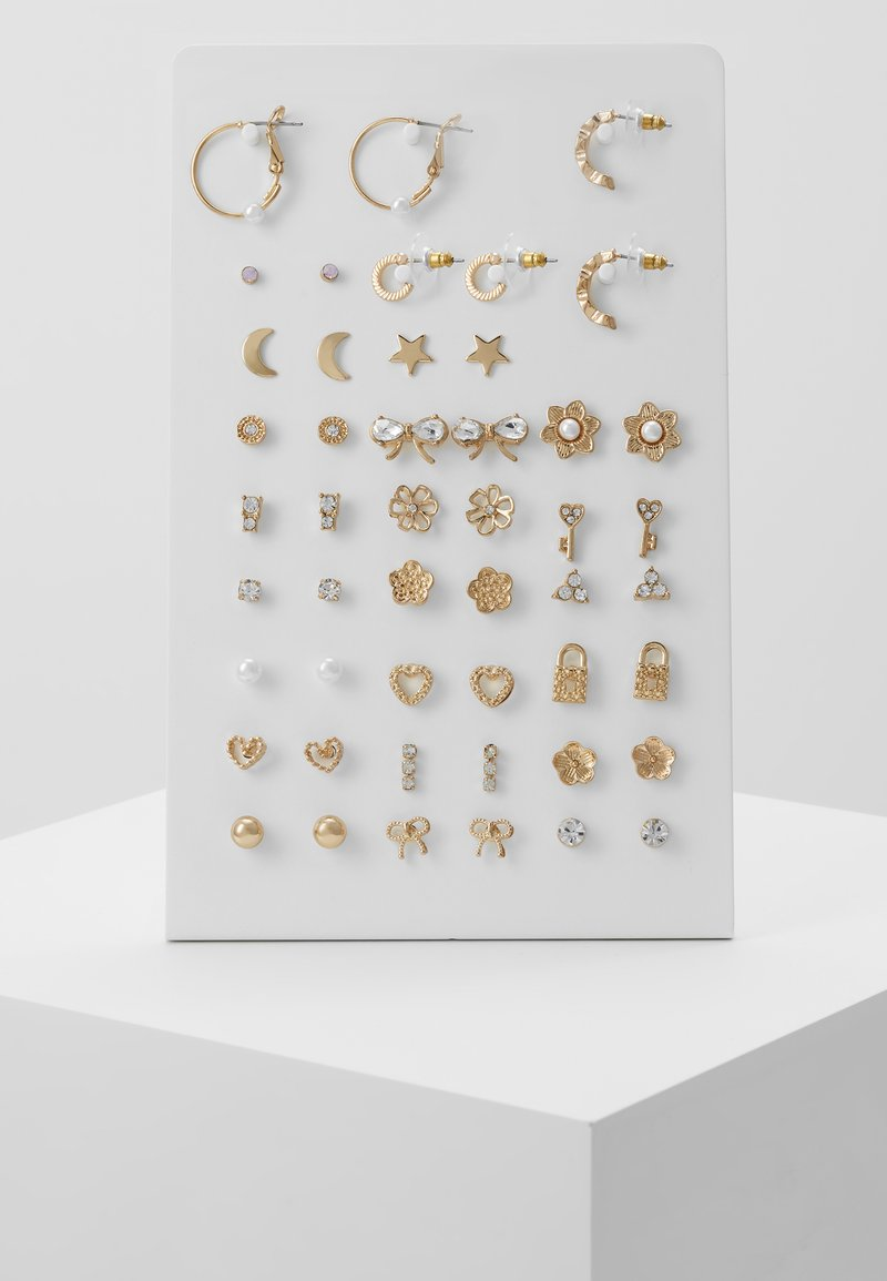 ALDO - REITDIEP 24 PACK - Earrings - gold-coloured