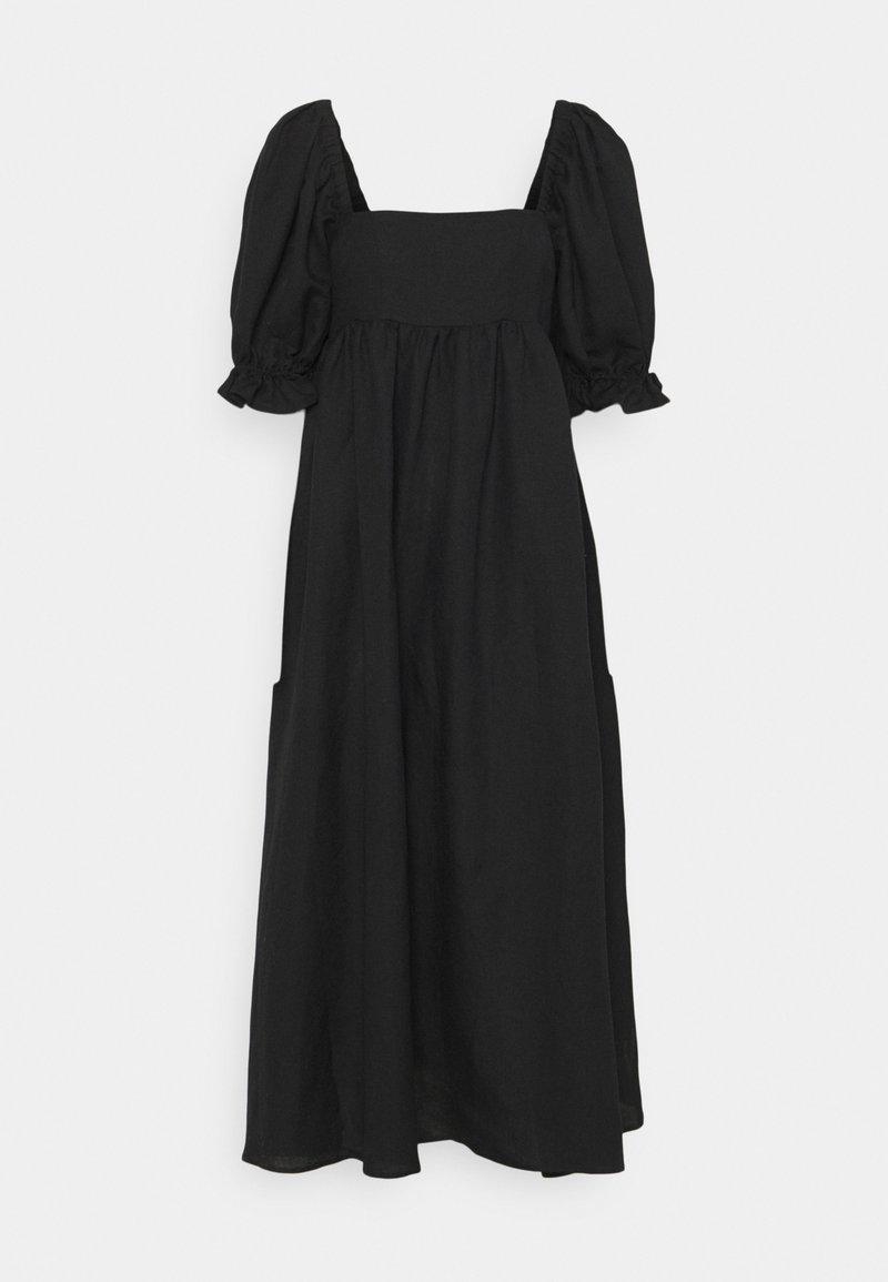 EDITED - PATRICIA DRESS - Maxi dress - schwarz