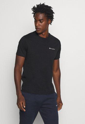 CREWNECK  - T-shirt - bas - black
