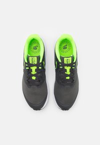 Nike Performance - STAR RUNNER 2 UNISEX - Neutrální běžecké boty - anthracite/electric green/white - 3