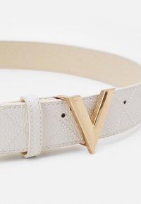 Valentino Bags - PALMA - Belt - bianco - 2